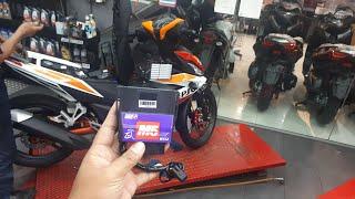 HONDA RS150R Kedah Crew 22 4 2017   Weekend ride SP - Alor Setar