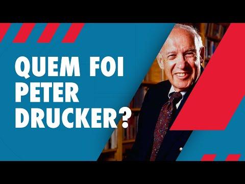 Quem foi Peter Drucker? - ADM Talks #1