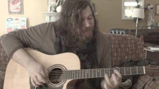 "Josh Krajcik - Jimi Hendrix cover ""Little Wing"""