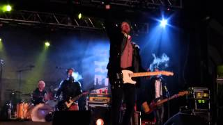 "The Trews ""The World I Know"" Live Brampton December 31 2013"