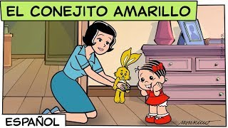 El Conejito Amarillo   Mónica Y Sus Amigos