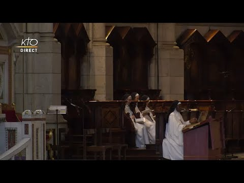 Prière du Milieu du jour du 7 septembre 2021 des Bénédictines du Sacré-Coeur de Montmartre