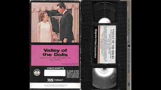 Opening to Valley of the Dolls 1978 VHS [incomplete]