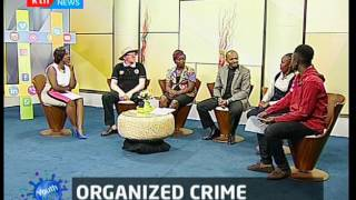 How can young people drive the security agenda in Kenya: Youth Cafe