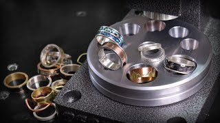 Resizing Rings in Seconds With a Ring Stretcher / Reducer
