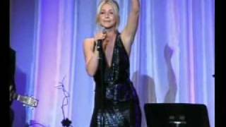 """Julianne Hough Performs at Taste for a Cure 2011: """"My Hallelujah Song"""""""
