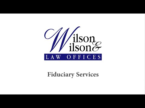 Video Center - Fiduciary Services