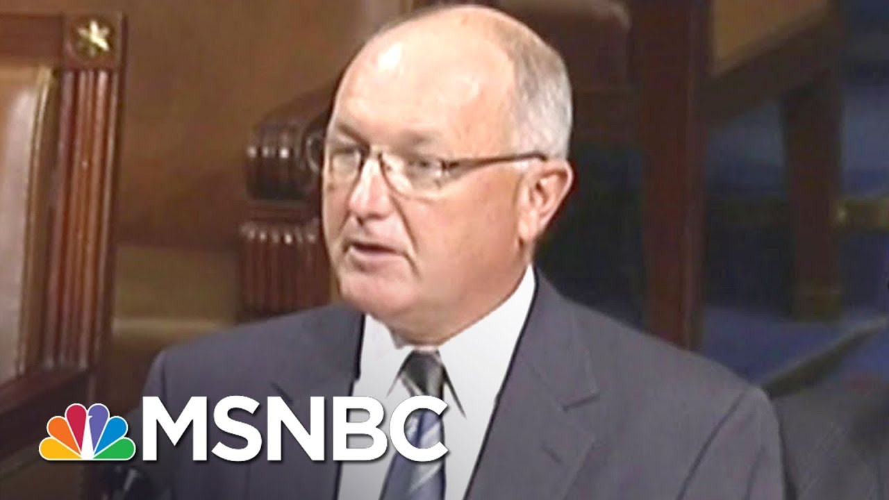 President Donald Trump's Peter Hoekstra 'Lies About His Lies' | All In | MSNBC thumbnail
