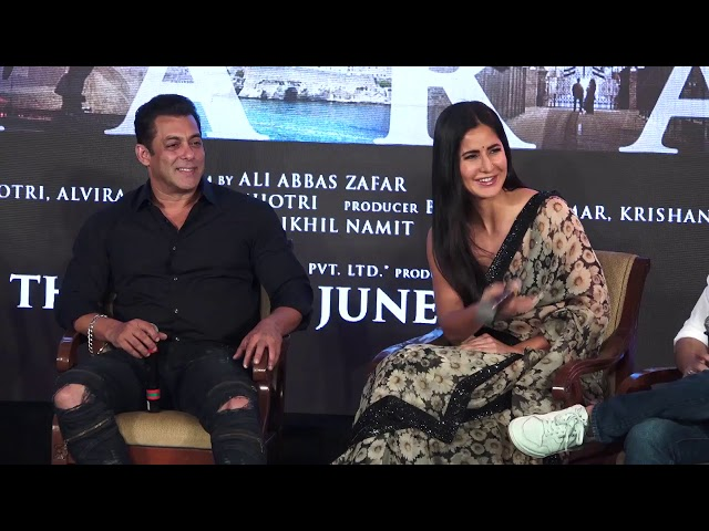 Salman wants Katrina to call him 'MERI JAAN' not 'BHAIJAAN'