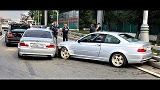 РАЗБИЛИ 3 МАШИНЫ ! BMW E46 Coupe