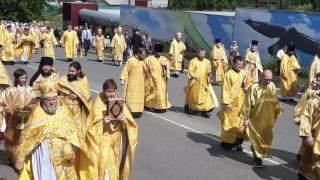 Крестный ход в честь 265-летия Петропавловска