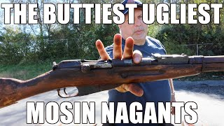Russian M91/30 Mosin Nagant Rifle, Bolt Action 7.62x54R - Grade 3 Fair Condition - Gunsmith Specials.
