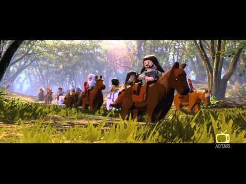 Vidéo LEGO Jeux vidéo PS3LLH : Lego Le Hobbit PS3