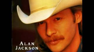 Alan Jackson - Thank God For The Radio