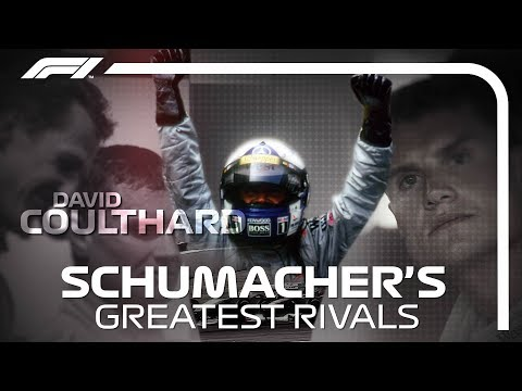 Schumacher's Greatest Rivals: David Coulthard