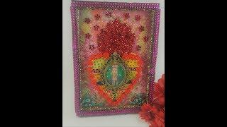 Mexican Folk Art - Corazon (Inspired)