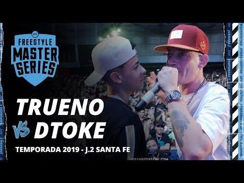 TRUENO VS DTOKE - FMS ARGENTINA Jornada 2 OFICIAL - Temporada 2019