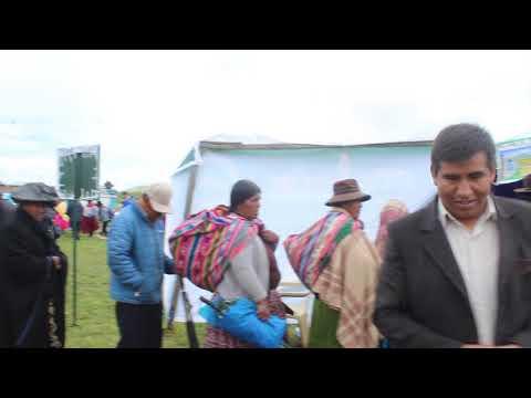 El proyecto granos andinos, plantea el plan desarrollo regional.