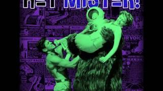 Hey Mister! - Toilet seat