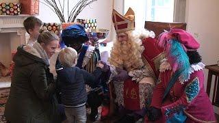 Sinterklaas in Het Witte Kasteel - Langstraat TV