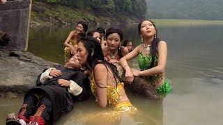 Bhutanese Movie Shooting