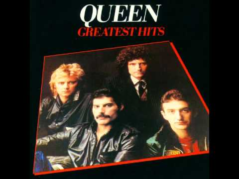 Queen Seven Seas of rhye Greatest Hits 1 Remastered