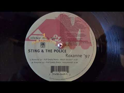 Sting & The Police Feat Pras  roxanne ' 97 puff daddy remix