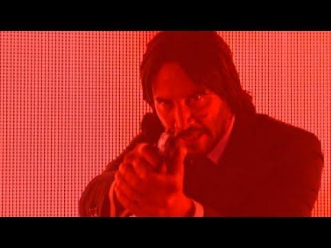 Jhon Wick-Raw power