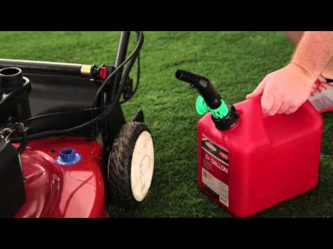 Briggs & Stratton Smart-Fill Instructional Video