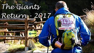 Video: Tor des Geants 2017