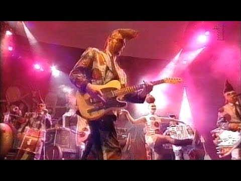 Leningrad Cowboys - Those Were The Days (Live Gatufesten 1996)