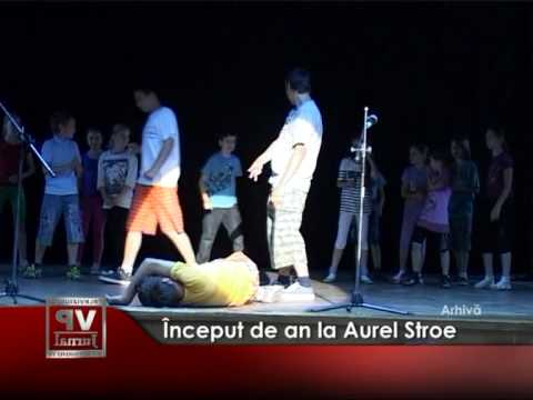 """Început de an la """"Aurel Stroe"""""""