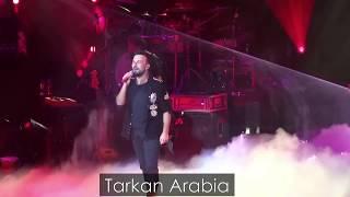 Tarkan -  Biz çocukken ( Harbiye Concert 2017 ) ..