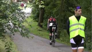 preview picture of video 'Triathlon Litschau WEM 2012 - Eisenmann'