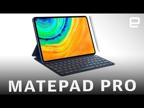 External Review Video OlXHE-DJqSY for Huawei MatePad Pro 5G Tablet