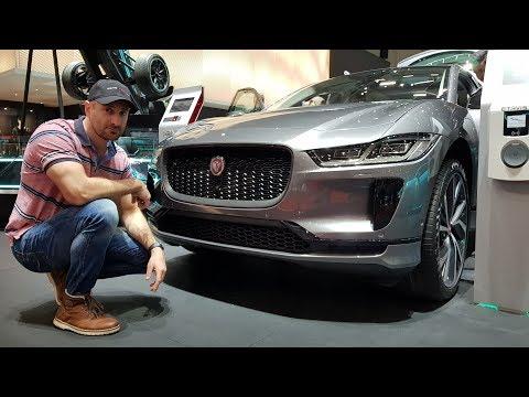 Jaguar i Pace - Geneva Motorshow