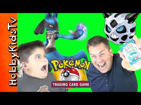 Pokemon Trading Card Game with HobbyPig + HobbyDad