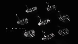 Odyssey Toulon Putters with Stroke Lab