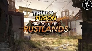 Trials Fusion DLC - Riders Of The Rustland