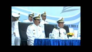 Penutupan Diklat Keahlian Pelaut Tingkat   1 Angkatan XLI Tahun 2016