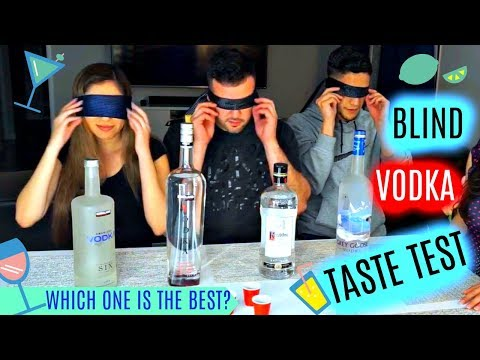 Grey Goose vs Ketel One vs Kirkland * Blind Taste Test* Which One Tastes Best?