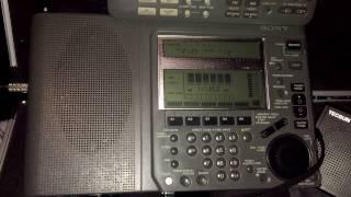 Sony ICF-SW77 Vs ICF-SW55 Vs Tecsun PL-310ET: Zanzibar BC 11735 KHz