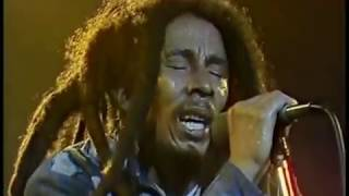"Bob Marley Live 80 HD ""No Woman No Cry - Zion Train"" (5/10)"