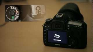 preview picture of video 'Display Bug bei der 5D Mark III (Firmware 1.0.7)'