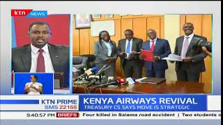 KQ Revival:Debt re-structuring plan for KQ