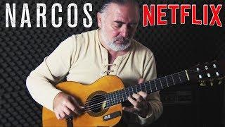 Rodrigo Amarante - Tuyo (NARCOS Theme Song) - fingerstyle guitar