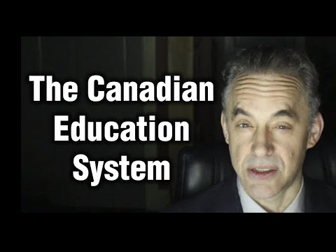 Jordan Peterson - Canadian Education System (and how to fix it)