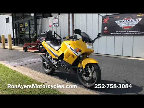 2004 Kawasaki Ninja® 250R in Greenville, North Carolina - Video 1