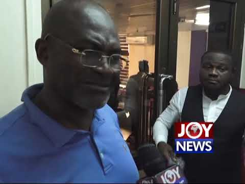 AHMED S. HUSSEIN: 'It was necessary for me to bring the guy's picture out' - Ken Agyapong. (17-1-19)