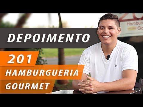 Food Truck 201 Hamburgueria Gourmet